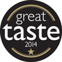 Great Taste Awards one gold star