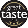 Great Taste Awards three stars