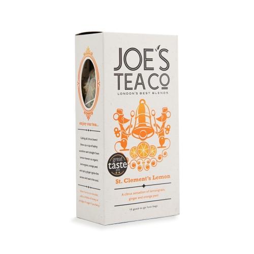 Joe's Tea Co. Joe's Tea Co. St. Clement's Lemon