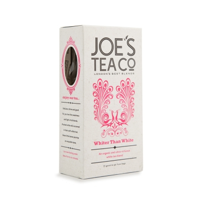 Joe's Tea Co. Joe's Tea Co. Whiter Than White