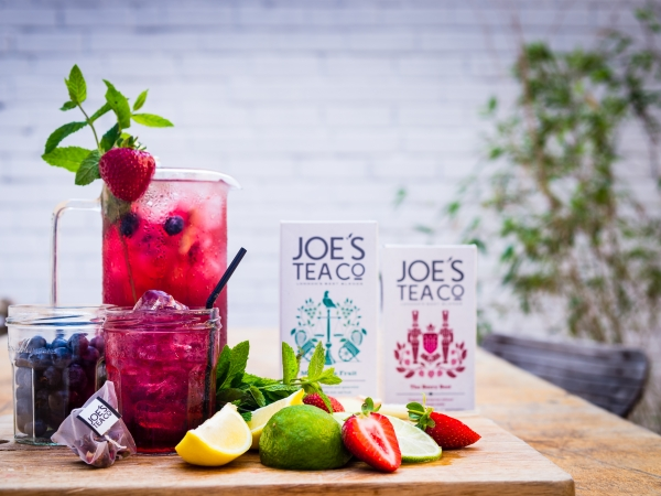 Best Berry Summer Iced Tea