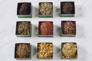 Joe's Tea Co. organic herbal teas