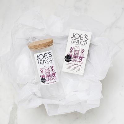 Gift sets for Joe's Tea Company