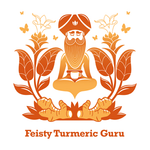 Feisty Turmeric Guru