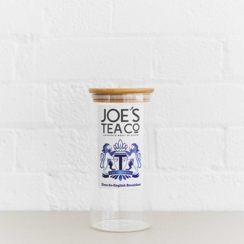 Ever-So-English Breakfast jar - Joe's-Tea-Co.