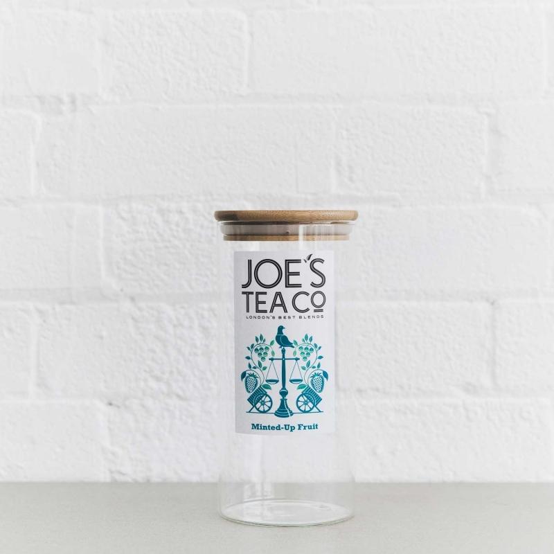 Minted-Up Fruit jar - Joe's-Tea-Co.