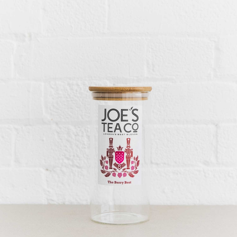 The Berry Best jar - Joe's-Tea-Co.