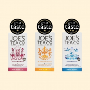 Joe's Tea Co. Great Taste Awards 2018