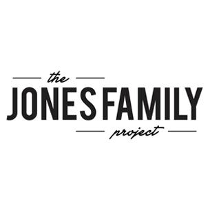 The Jones Family Project logo