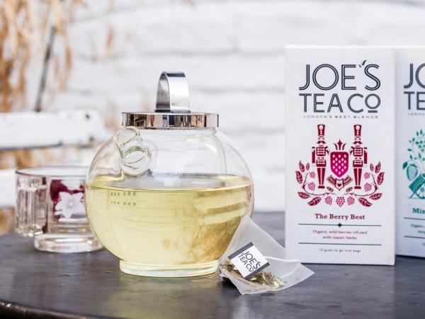 Joe's Tea Co. herbals