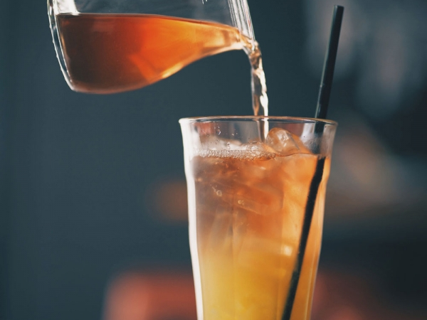 The Curious Goat Iced Tea