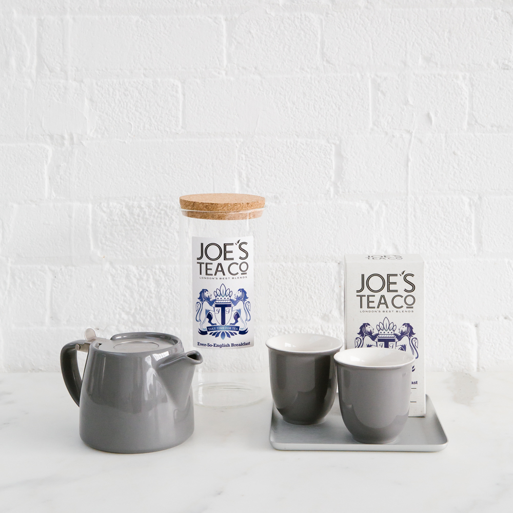 Tea for two deluxe gift
