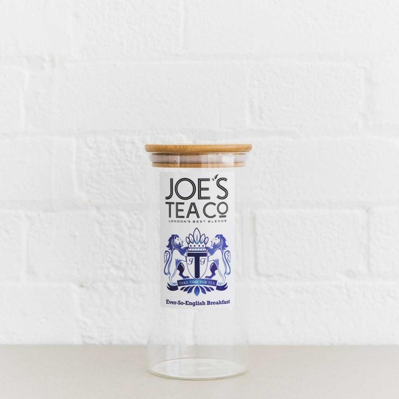 Ever-So-English Breakfast jar - Joe's-Tea-Co.