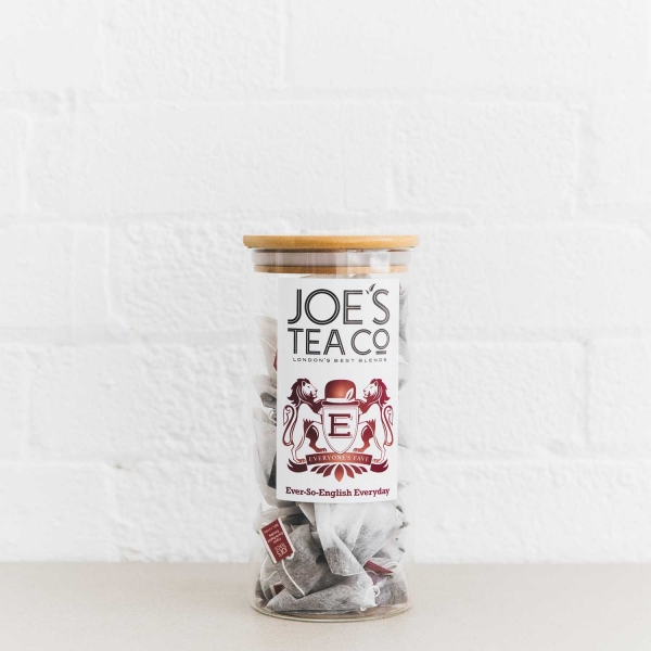 Ever-So-English Everyday full jar - Joe's Tea Co.