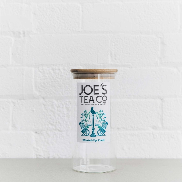 Minted-Up Fruit jar - Joe's-Tea-Co.
