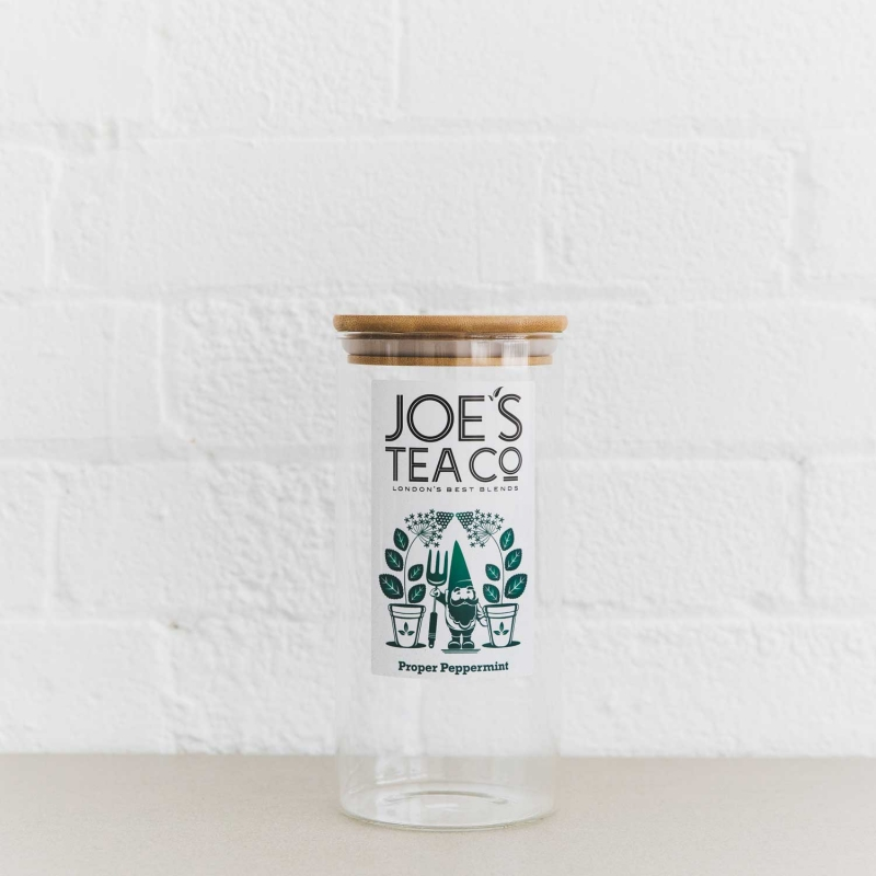 Proper Peppermint jar - Joe's-Tea-Co.
