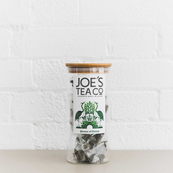 Queen of Green full jar - Joe's Tea Co.