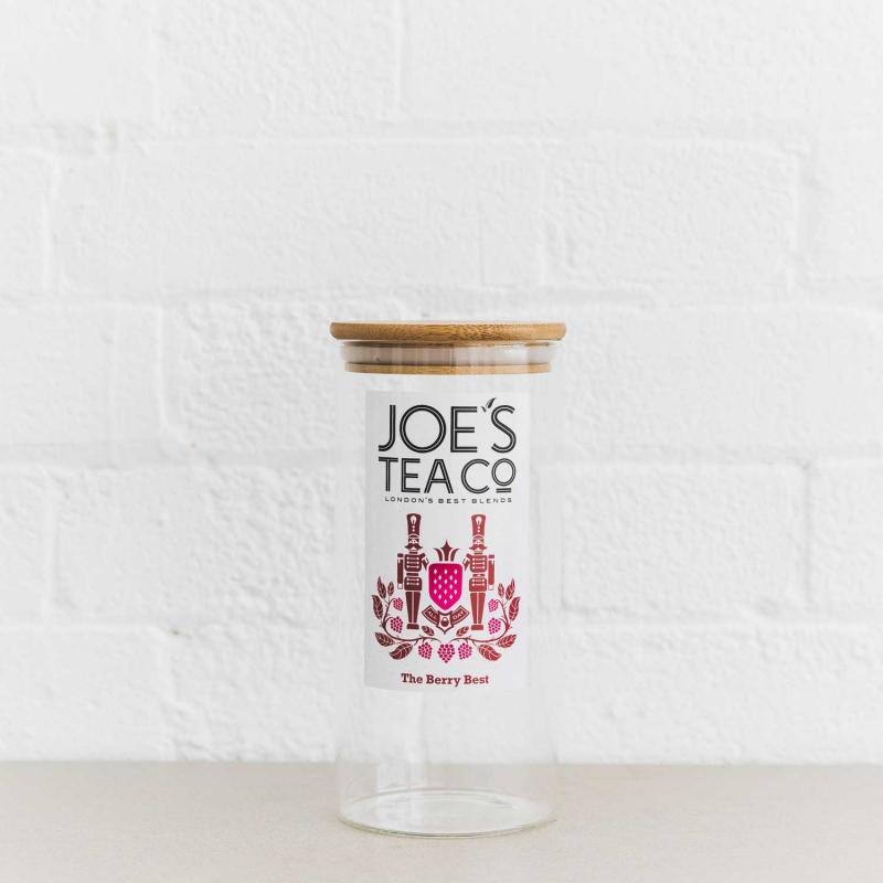 The Berry Best jar - Joe's-Tea-Co.