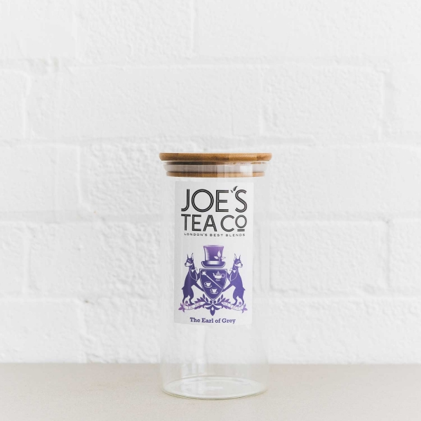 The Earl of Grey jar - Joe's-Tea-Co.