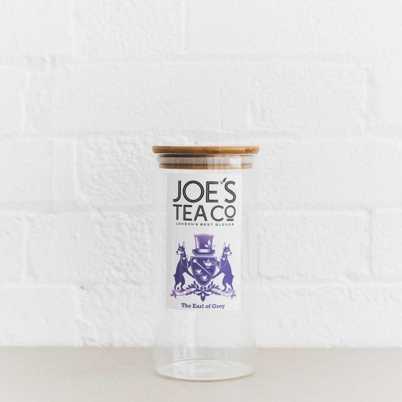 The Earl of Grey jar - Joe's-Tea-Co.
