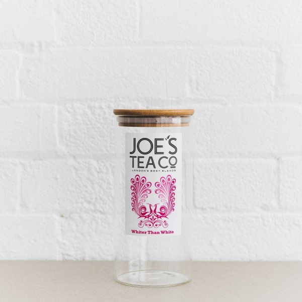 Whiter Than White jar - Joe's-Tea-Co.